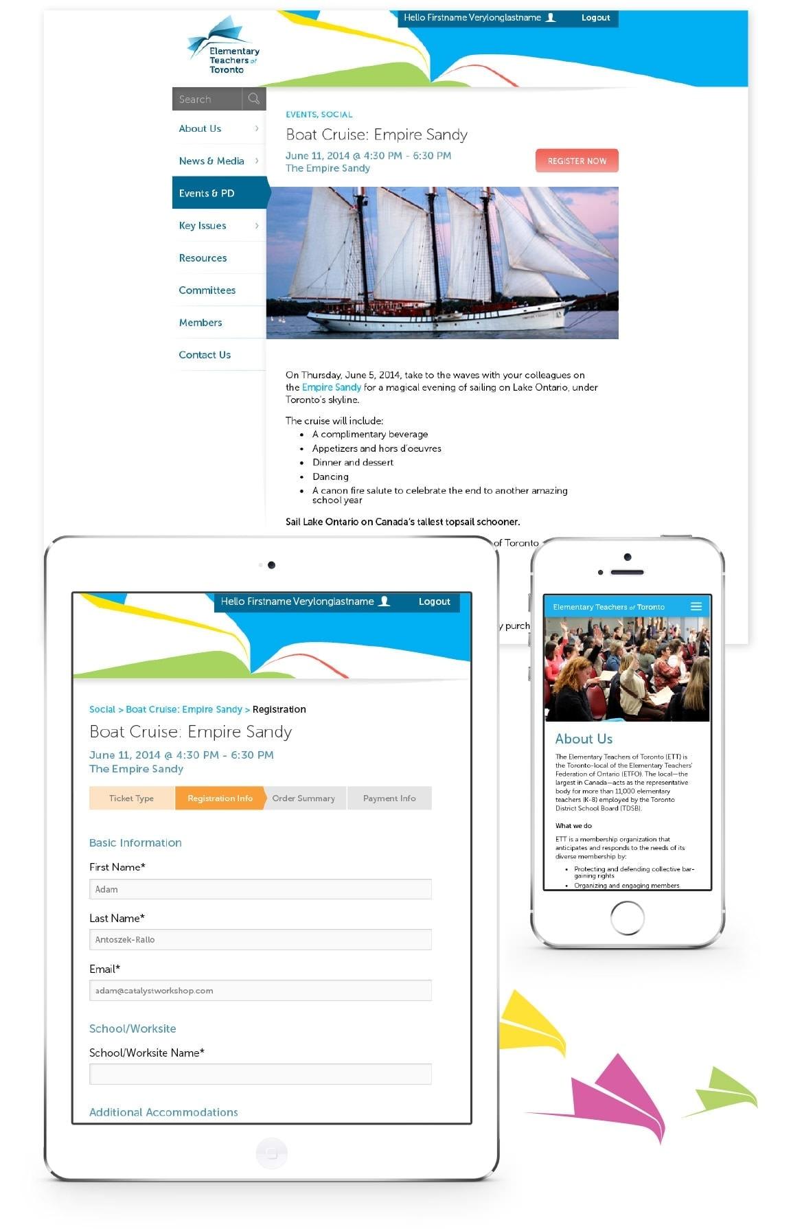 ETT mobile