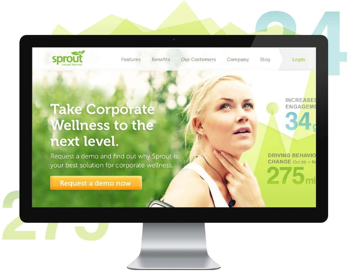 Sprout website